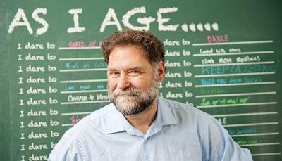 Bill Thomas - chalkboard